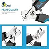 Dudi Dog Nail Clippers and Trimmer - with Quick