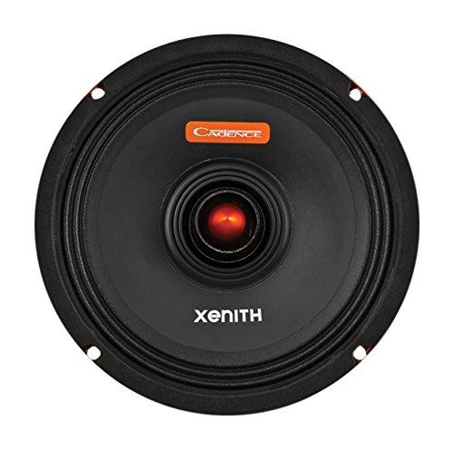 Cadence XM64Vi 150W 6' Xenith Series 4-Ohm Vocal Midrange Car Speaker