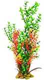SPORN Aquarium Decoration, Bacopa Plant Green 15''
