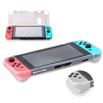 Amazon.com: Iusun - Carcasa protectora para Nintendo Switch ...