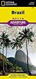 Brazil (National Geographic Adventure Map)