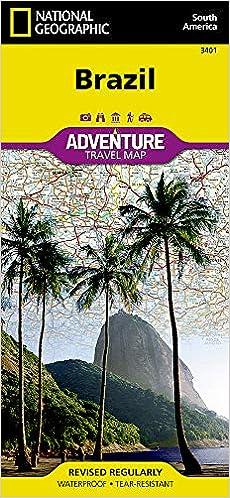 Adventure Map Brazil