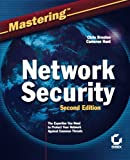img - for Mastering Network Security book / textbook / text book
