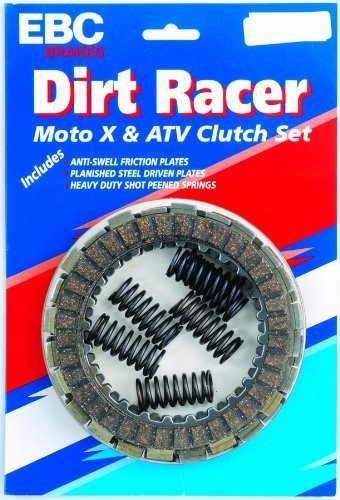 EBC Brakes DRC252 Dirt Racer Clutch by EBC Brakes (Dirt Racer Ebc Clutch Kit)