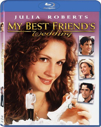 Blu-ray : My Best Friend's Wedding (Ultraviolet Digital Copy, 4K Mastering, Dolby, Digital Theater System, )