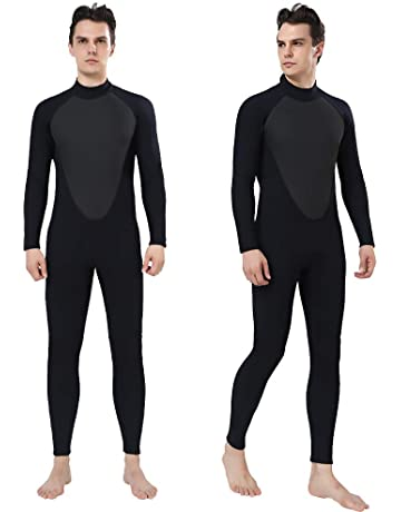 729e5c09d4 Realon Wetsuit Men Full 3mm Surfing Suit Shorty 3 4mm
