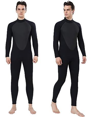 Realon Wetsuit Men Full 3mm Surfing Suit Shorty 3 4mm 65b206311