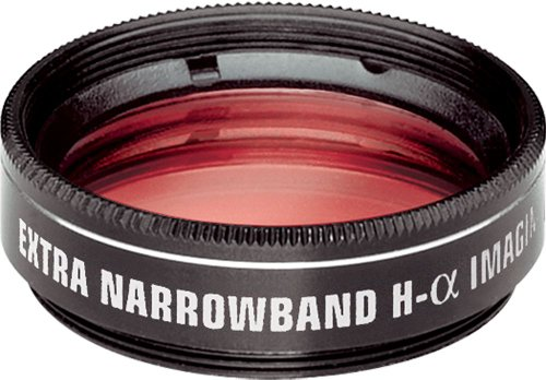 Orion 5587 1.25-Inch H-Alpha Extra-Narrowband Filter by Orion