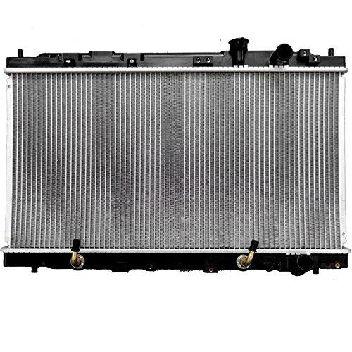 ECCPP New Aluminum Radiator 1741 for 1994-2001 Acura Integra GS-R 1994-2001Acura Integra (Acura Integra Radiator Auto Car)