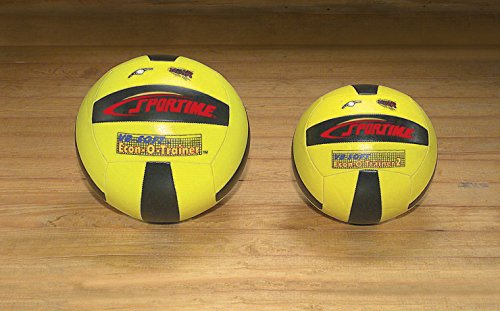 Review Sportime Soft Econ-O-Trainer II