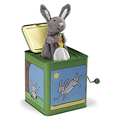 Magic Cabin Jack The Rabbit: Toys & Games