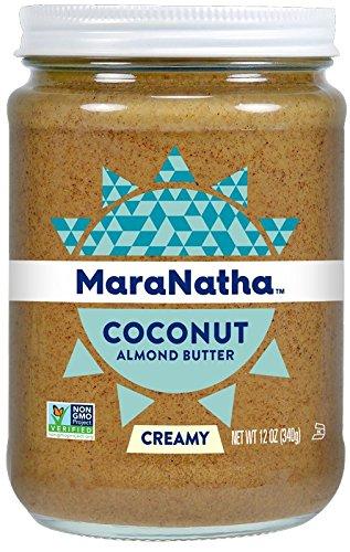 Almond Coconut Butter - Maranatha Coconut Almond Butter, No stir, 12 oz