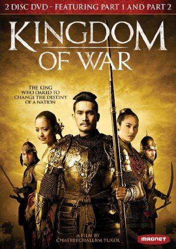 Kingdom of War Part 1 and Part 2 by Sarunyu Wongkrachang