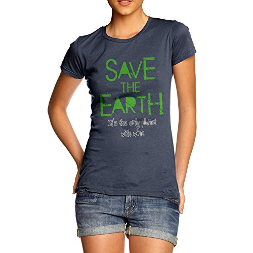 twisted-envy-womens-save-the-earth-100-cotton-navy-t-shirt-x-large