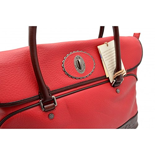 Sac bandoulière La Martina Evita Polo Rouge Taille S