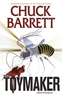 The Toymaker by Chuck Barrett ebook deal