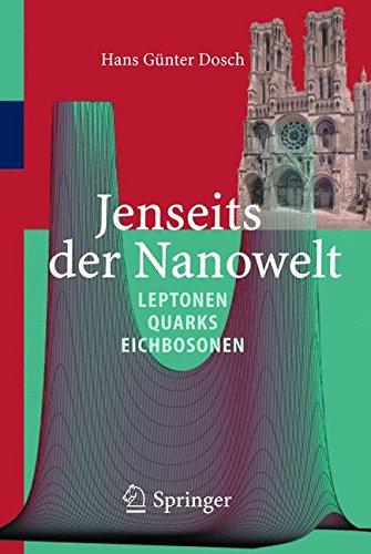 Jenseits der Nanowelt: Leptonen, Quarks und Eichbosonen (German Edition)