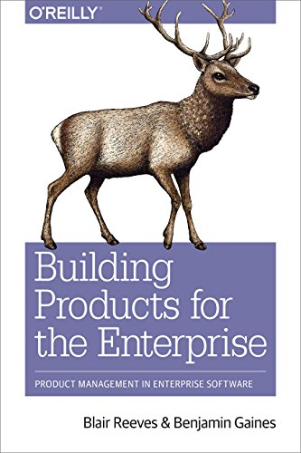 Pdf Transportation Building Products for the Enterprise: Product Management in Enterprise Software