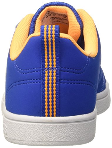 adidas Unisex Baby Advantage Vs K Turnschuhe mehrfarbig (Blue/Ftwwht/Sogold)
