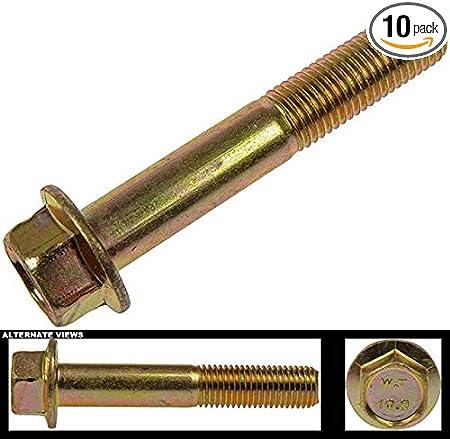 Dorman 459-520 M10-1.25 x 20mm JIS Class 10.9 Hex Flanged Head Cap Screw