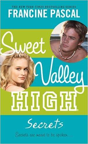 Amazon sweet valley high 2 secrets 9780440422631 francine amazon sweet valley high 2 secrets 9780440422631 francine pascal books fandeluxe Image collections