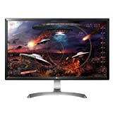 LG 27UD59-B 27 Inch 5ms Ultra HD IPS 4K (3840x2160) 75Hz w/Freesync 27' Monitor (Certified Refurbished)