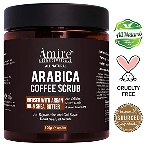 Arabica Exfoliating Infused Cellulite Treatment product image