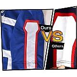 miccostumes Unisex UA High School Gym Uniform