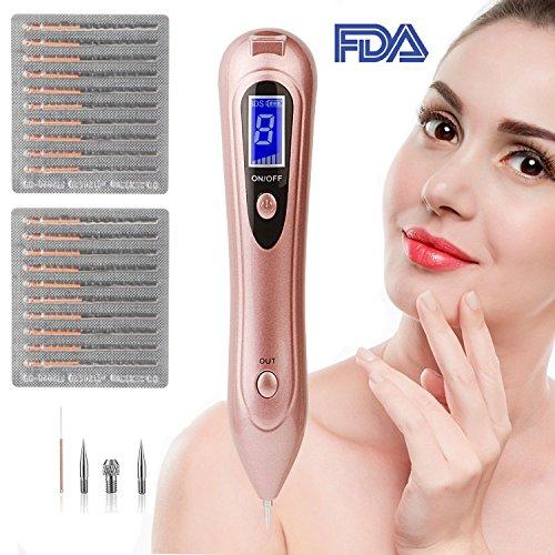 Triple Eraser Set - Skin Tag Removal Pen 8 Strength New Generation with UV LED USB Rechargeable Spot Eraser Pen