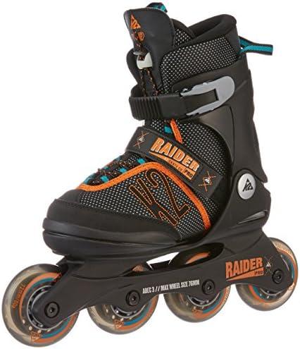 K2 Skate Boy s Raider Pro Pack Inline Skates
