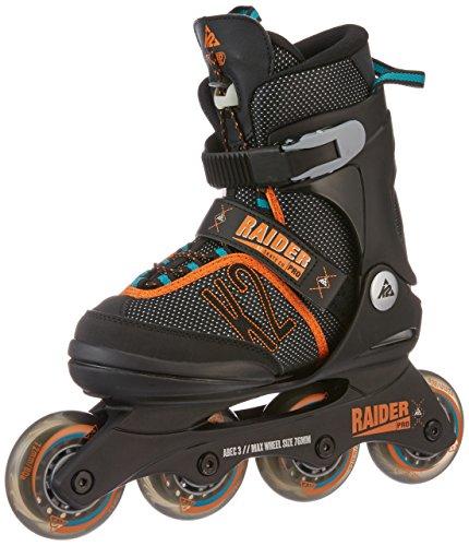K2 Skate Raider Pro Pack, Red, 4-8