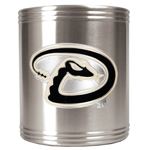 Great American Products Arizona Diamondbacks - MLB Stainless Steel Can Holder by Great American Products
