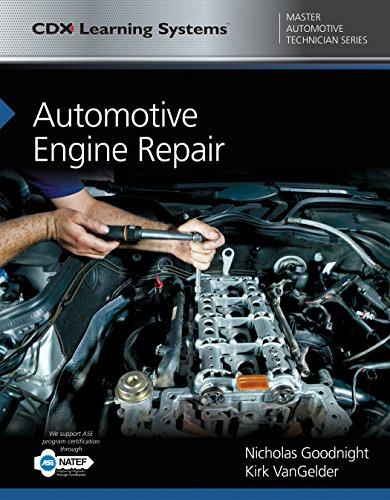 Automotive Engine Repair (Cdx Master Automotive - Car Repairs