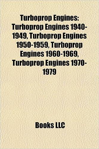 Amazon in: Buy Turboprop Engines: Turboprop Engines 1940-1949
