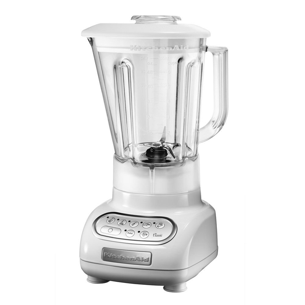 KitchenAid Classic Blender in white: Amazon.co.uk: Kitchen & Home