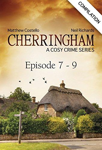 Cherringham - Episode 7 - 9: A Cosy Crime Series Compilation (Cherringham: Crime Series Compilations Book 3) (Pool-shorts Für Männer)