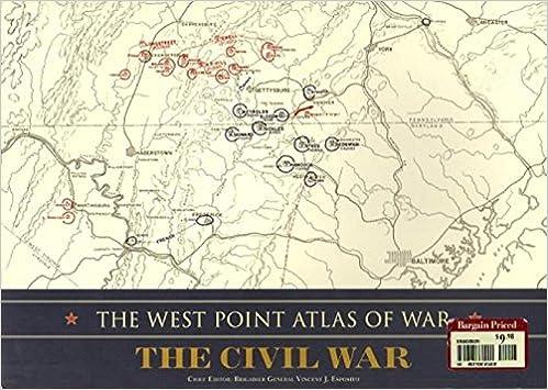 The West Point Atlas of War: The Civil War