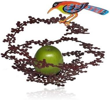 David Gerstein Art Swinging Bird Metal Modern Sculpture