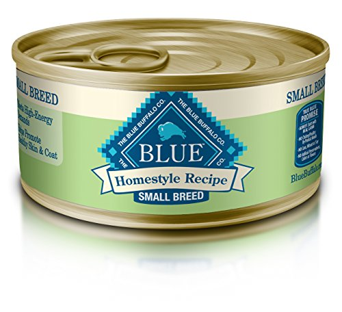 BLUE Homestyle Adult Small Breed Lamb Wet Dog Food 5.5-oz (Pack of 24)
