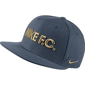 Nike U Nk FC True Cap Classic Gorra De Tenis, Hombre, Azul ...