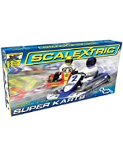 Scalextric Super Karts 1:32 Scale Slot Car Play Set