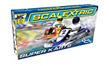 Best Scalextrics - Scalextric Super Karts 1:32 Scale Slot Car Play Review