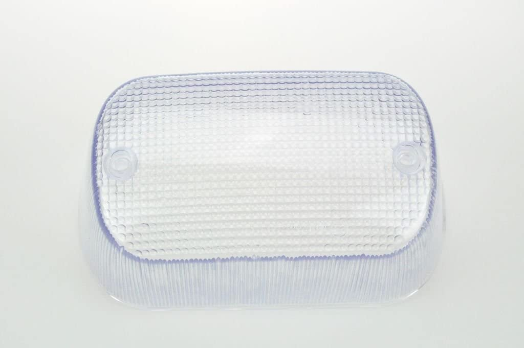 Clear Taillight Brake Rear Light Lens Only For Suzuki 01-04 Volusia 800 99-04 Intruder LC 1500 98-05 Boulevard C50//C90