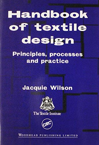 Handbook of Textile Design: Principles, Processes, and Practice