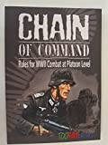 Chain of Command Wargame Rules for Platoon Level Combat