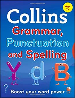 Collins Primary Grammar, Punctuation and Spelling (Collins Primary ...