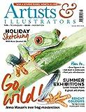 Artists & Illustrators: more info