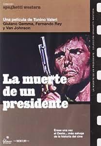 La muerte de un presidente - Il prezzo del potere(Spagna) [DVD]