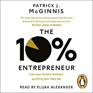 The 10% Entrepreneur Audiobook