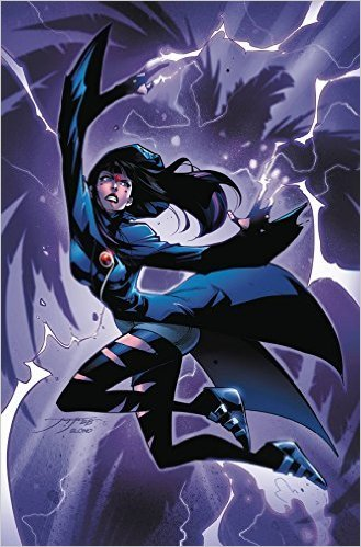 Raven #4 (of 6) Comic Book (Raven Dc Comics)